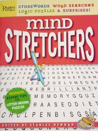 Readers Digest Mind Stretchers Papaya Edition Crosswords Word Searches Logic Puzzles and Surprises! Stanley Newman