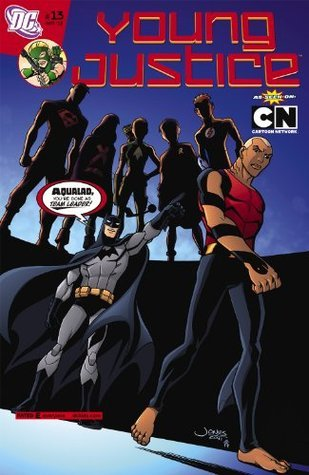 Young Justice (2011- ) #13  by  Greg Weisman