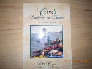 Ciro & Sals Cookbook Ciro Cozzi
