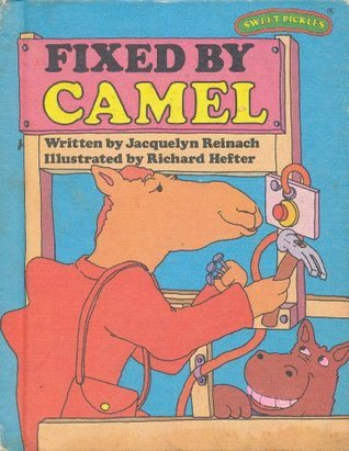 Fixed  by  Camel by Jacquelyn Reinach