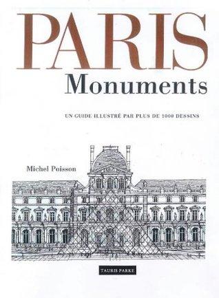Paris Buildings and Monuments Michel Poisson