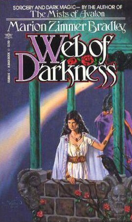 Web of Darkness (The Fall of Atlantis, #2) Marion Zimmer Bradley