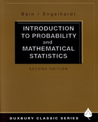 Introduction To Probability And Mathematical Statistics Lee J. Bain
