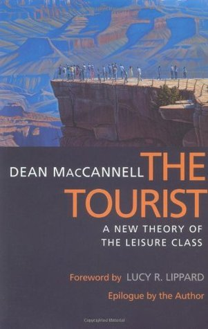 The Tourist  by  Dean MacCannell