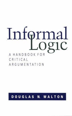 A Pragmatic Theory of Fallacy Douglas N. Walton