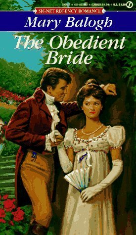 The Obedient Bride Mary Balogh