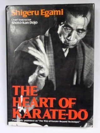 Heart of Karate-Do Shigeru Egami