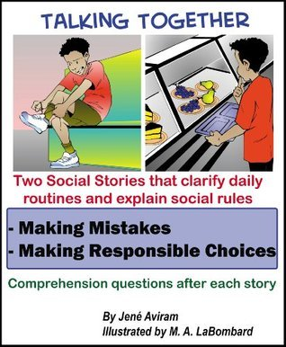 Social Story - Making Mistakes and Making Responsible Choices (Talking Together Series)  by  Natural Learning Concepts