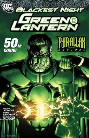 Green Lantern #50  by  Geoff Johns
