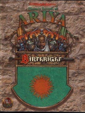 Ariya Domain Pack  by  TSR Inc.