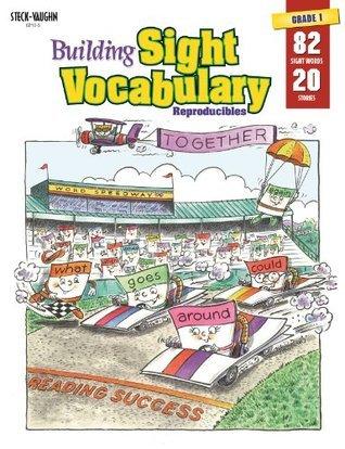 Building Sight Vocabulary Reproducibles Book 1 (Grade K - 1) Betty Kracht Johnson