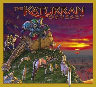 The Katurran Odyssey  by  David Michael Wieger