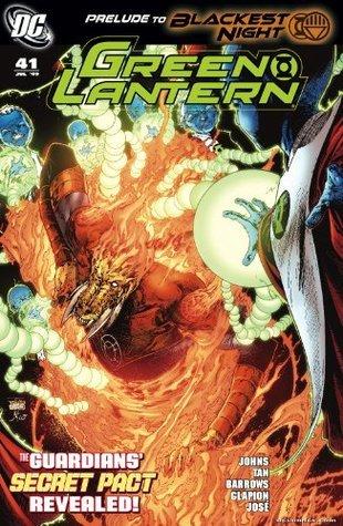 Green Lantern #41 Geoff Johns