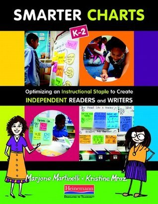 Smarter Charts, K-2: Optimizing an Instructional Staple to Create Independent Readers and Writers  by  Marjorie Martinelli