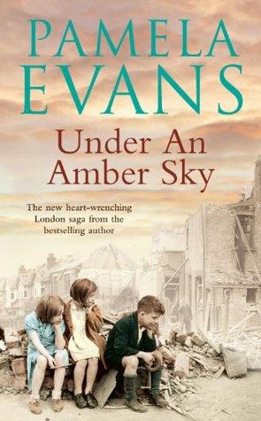 Under An Amber Sky Pamela Evans