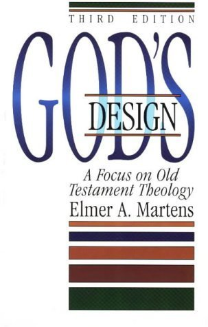 Gods Design Elmer A. Martens