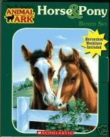 Horse & Pony set (Racehorse in the Rain, Ponies at the Point, Mare in the Meadow, Foals in the Field)  by  Ben M. Baglio