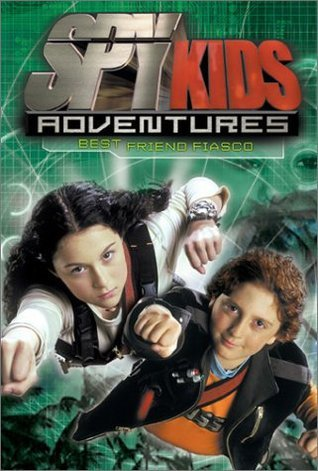 One Agent Too Many (Spy Kids Adventures, #1)  by  Elizabeth Lenhard