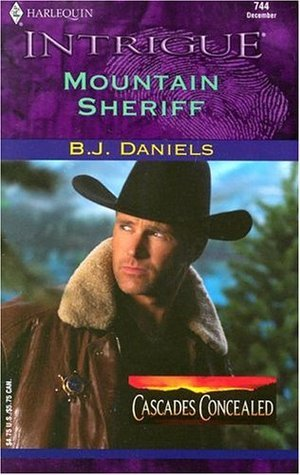 Mountain Sherriff (Cascades Concealed #1)  by  B.J. Daniels