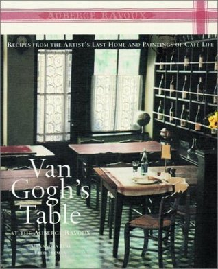 Van Goghs Table at the Auberge Ravoux Alexandra Leaf
