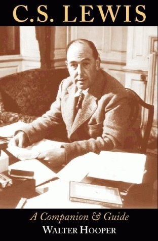 C.S. Lewis: A Companion and Guide  by  Walter Hooper