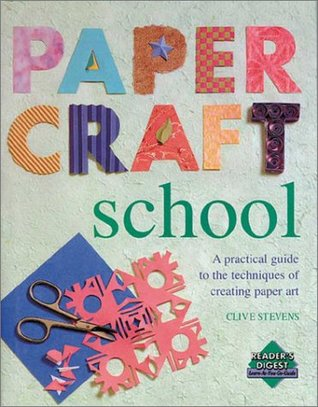 Papercraft school  by  Clive Stevens