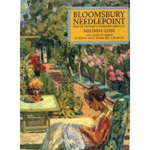 Bloomsbury Needlepoint: From the Tapestries at Charleston Farmhouse  by  Melinda Coss