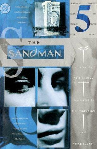 The Sandman #45 Neil Gaiman