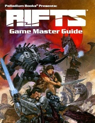 Rifts Game Master Guide Kevin Siembieda