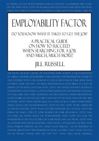 Employability Factor:Do you know what it takes to get the job? Jill Russell