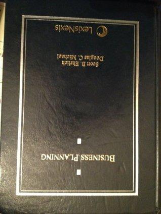 Business Planning  by  Scott B. Ehrlich