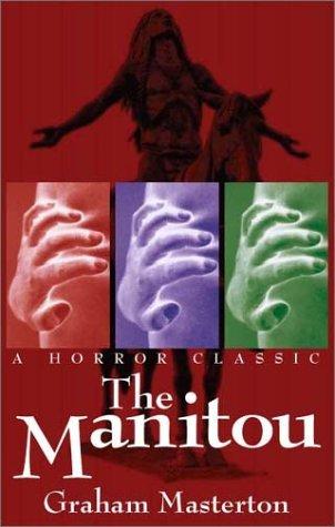 Τζιν (Βιβλιοθήκη του Τρόμου, #2)  by  Graham Masterton