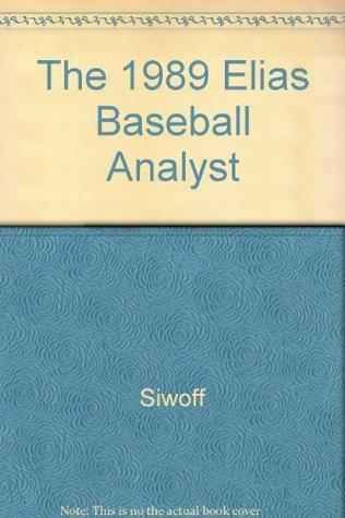 The 1989 Elias Baseball Analyst Seymour Siwoff