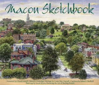 Macon Sketchbook Conie MAC Darnell