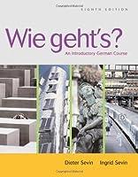Testing Program - Wie Gehts? 5/E  by  Ingrid A. Sevin