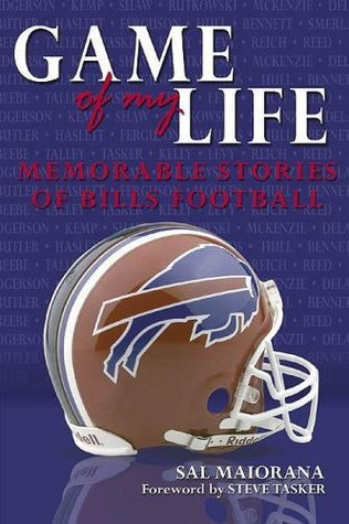Memorable Stories of Buffalo Bills Football  by  Sal Maiorana