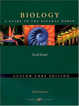 Biology A Guide To The Natural World  by  David Krogh