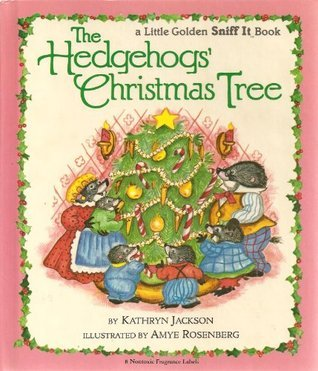The Hedgehogs Christmas Tree  by  Kathryn Jackson