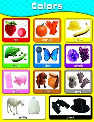 Colors Chart Carson-Dellosa Publishing