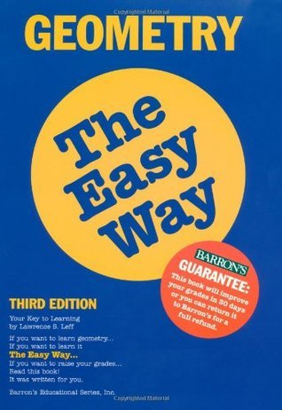 Geometry the Easy Way Lawrence S. Leff