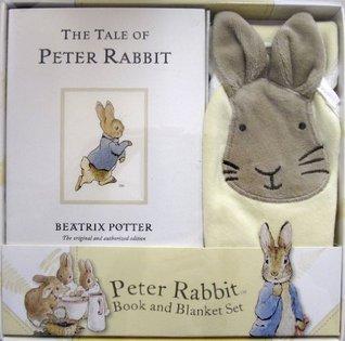 Peter Rabbit Book and Blanket Set Beatrix Potter