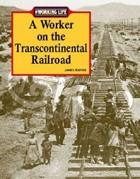 A Worker on the Transcontinental Railroad James Barter