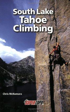 South Lake Tahoe Climbing Chris McNamara