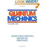 Quantum mechanics. Volume I  by  Claude Cohen-Tannoudji