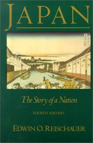The Japanese Today: Change And Continuity Edwin O. Reischauer