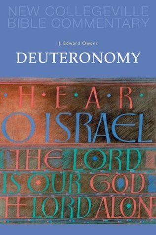 Deuteronomy  by  J. Edward Owens