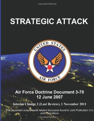 Strategic Attack  by  United States Air Force