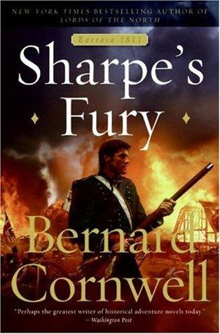 Sharpes Fury: Richard Sharpe & the Battle of Barrosa, March 1811 (Richard Sharpes Adventure Series #11) Bernard Cornwell