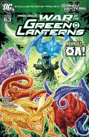 Green Lantern #63  by  Geoff Johns
