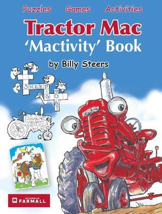 Tractor Mac Mactivity Book  by  Billy Steers